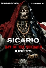 Sicario: Day of the Soldado (2018) afişi