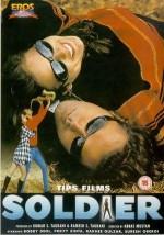 Soldier (1998) afişi