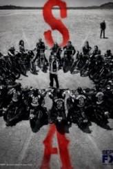 Sons Of Anarchy Sezon 5 (2012) afişi