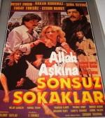 Sonsuz Sokaklar (1984) afişi