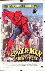 Spider-Man Strikes Back (1978) afişi
