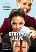 Staying Alive (2015) afişi