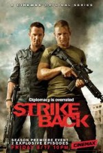 Strike Back Sezon 4 (2013) afişi
