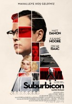 Suburbicon (2017) afişi