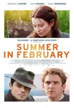 Şubatta Yaz (2013) afişi