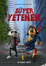 Süper Yetenek (2016) afişi