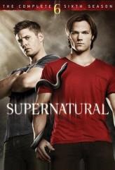 Supernatural (2011) afişi