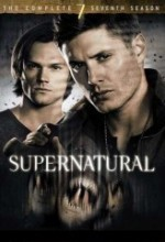 Supernatural (2012) afişi