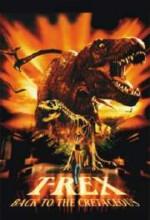 T-REX: Dinozorlar Devrine Dönüş (1998) afişi