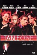 Table One (2000) afişi