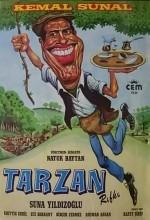 Tarzan Rıfkı (1986) afişi