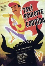 Taxi, Roulotte Et Corrida (1958) afişi
