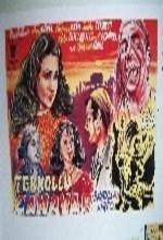 Tek Kollu Canavar (1954) afişi