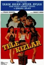 Tele Kızlar (1985) afişi