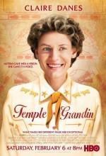 Temple Grandin (2010) afişi