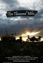 Ten Thousand Miles (2010) afişi