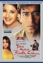 Tera Mera Saath Rahen (2001) afişi