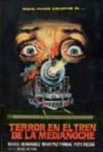 Terror En El Tren De Medianoche (1980) afişi