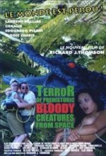 Terror Of Prehistoric Bloody Creatures From Space
