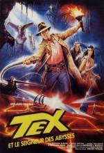 Tex E Il Signore Degli Abissi (1985) afişi