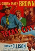 Texas City (1952) afişi