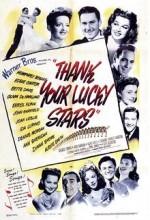 Thank Your Lucky Stars (1943) afişi
