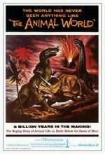 The Animal World (1956) afişi