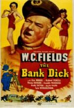 The Bank Dick (1940) afişi