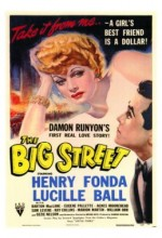 The Big Street (1942) afişi