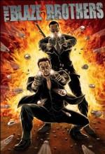 The Blaze Brothers (2012) afişi