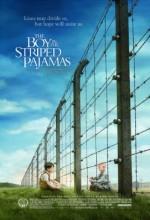 Çizgili Pijamalı Çocuk (2008) afişi