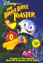 The Brave Little Toaster Goes To Mars (1998) afişi