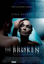 The Broken (2008) afişi