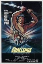 The Challenge (ıı) (1982) afişi