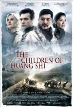 The Children Of Huang Shi (2008) afişi