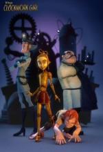 The Clockwork Girl (2013) afişi