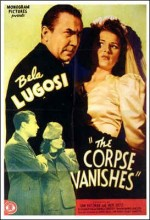 The Corpse Vanishes (1942) afişi