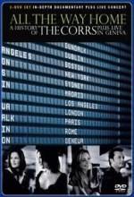The Corrs: All The Way Home (2005) afişi