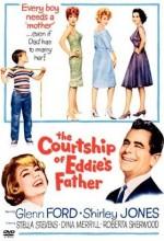 The Courtship Of Eddie's Father (1963) afişi
