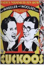The Cuckoos (1930) afişi