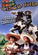 The Daring Caballero (1949) afişi