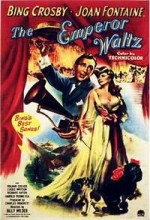 The Emperor Waltz (1948) afişi