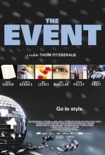 The Event (2003) afişi