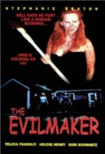 The Evilmaker (2000) afişi