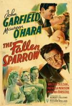 The Fallen Sparrow (1943) afişi