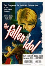 The Fallen Idol (1948) afişi