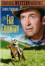 The Far Country (1954) afişi