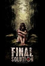 The Final Solution (2009) afişi