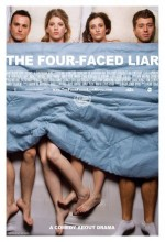 The Four-faced Liar (2010) afişi