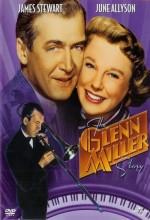 The Glenn Miller Story (1954) afişi